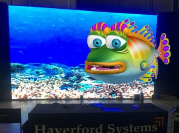 HavaVision 3D LED Video Wall