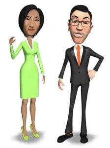 Beverly and Daniel - Copyright AstraZeneca