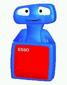 Esso - Copyright Exxon/Mobile